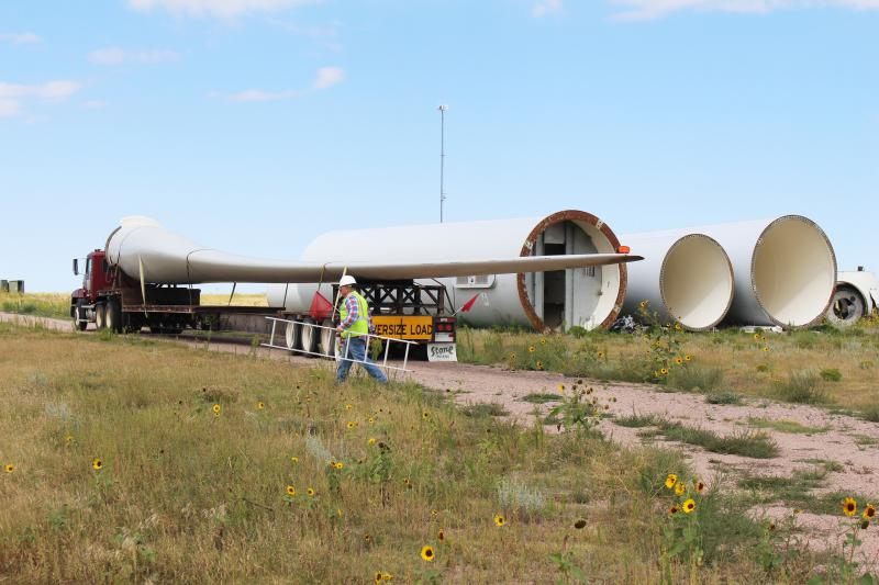 As Wind Energy Thrives, So Does Its Waste Problem