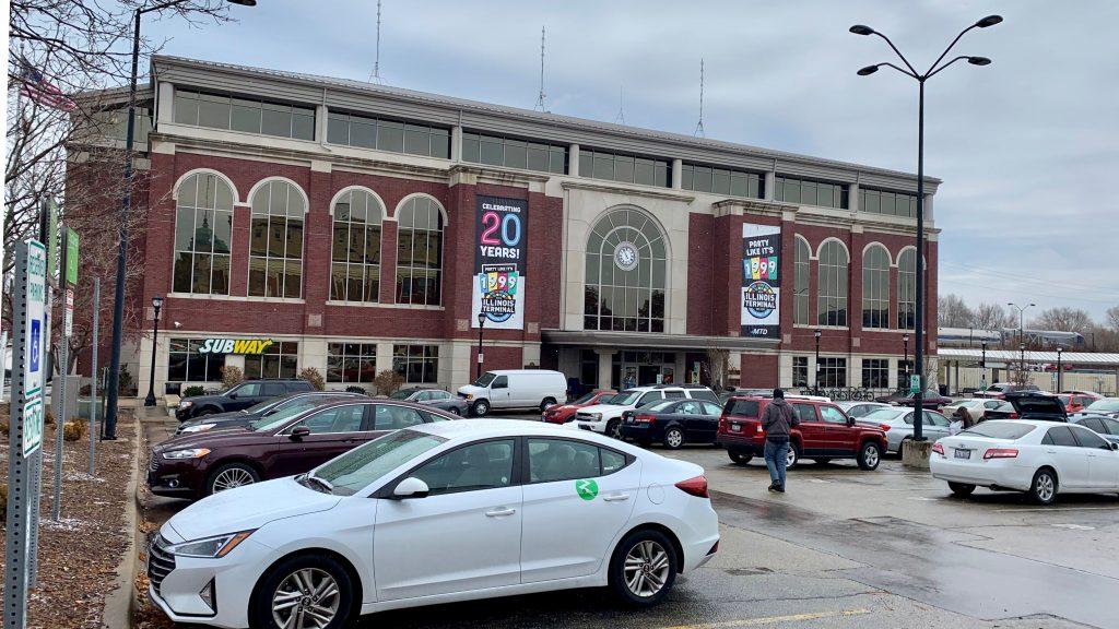 Champaign-Urbana Mass Transit District's Illinois Terminal