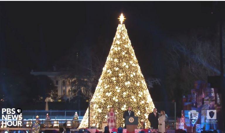 2019 National Christmas Tree