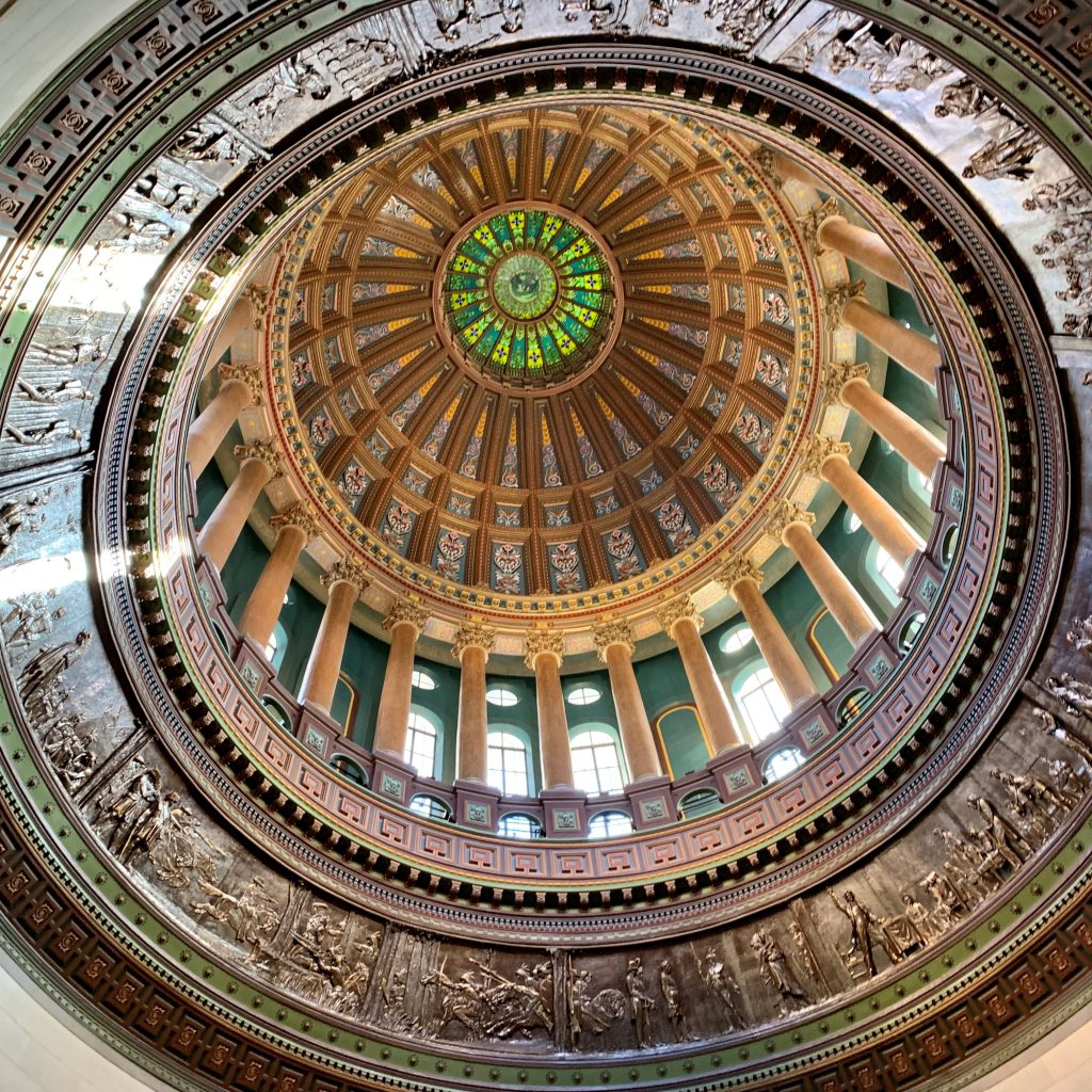 Rotunda of Illinois State Capitol