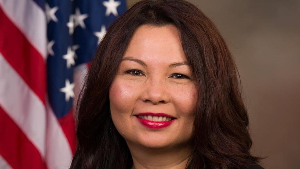 US Senator Tammy Duckworth (D-IL)