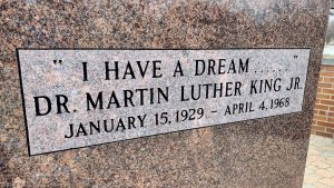 """""""I Have A Dream"""" MLK, Danville"""