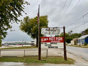 O'Jans Fish Stand